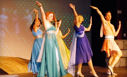 Xanadu at Center Stage Theater on Fri., Sept. 23 at 7:30PM: General Admission - Xanadu in Fontana