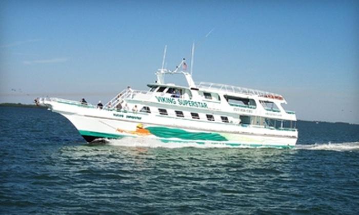 Viking Fleet - Montauk: $25 for $50 Toward any Fishing Trip, Whale Watching, or Fast Ferry Excursion at Viking Fleet in Montauk