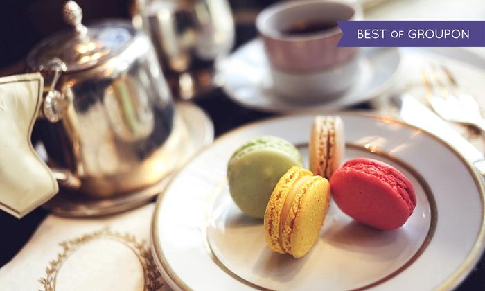 Afternoon Tea Conrad Dubai Groupon
