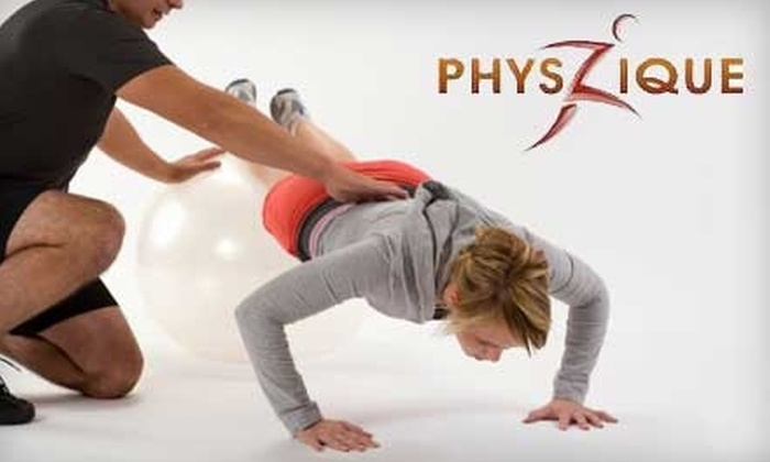 Physzique - Liberty Lake: $20 for a Six-Week Jump-Start Fitness Program at Physzique (Up to $185.50 Value)