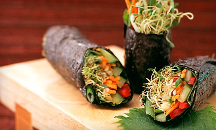 RAWvolution - East Village: Prepared Meals or $10 for $20 Worth of Vegan Fare from RAWvolution