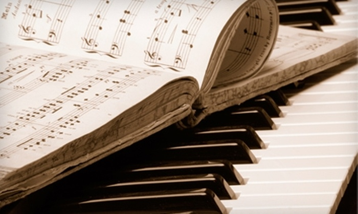 Jennifer Hill Music Education - Unionville: One Lesson or Three Lessons in Singing, Piano, or Songwriting at Jennifer Hill Music Education in Unionville
