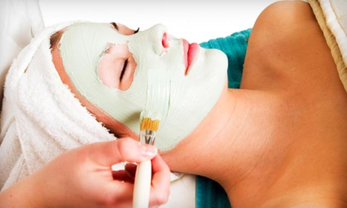 Facelogic Spa - Enterprise: $49 for an Elite Facial and an Upper-Body Massage at Facelogic Spa