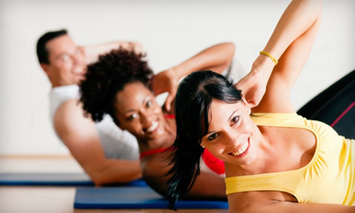 Feelin' Fit - Sir John Franklin: $75 for 12 Boot-Camp Classes at Feelin' Fit ($150 Value). Six Schedules Available.