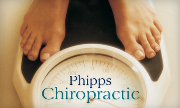 Phipps Chiropractic - Richardson: $99 for 40-Day HCG Weight-Loss Program ($199 Value) at Phipps Chiropractic in Richardson