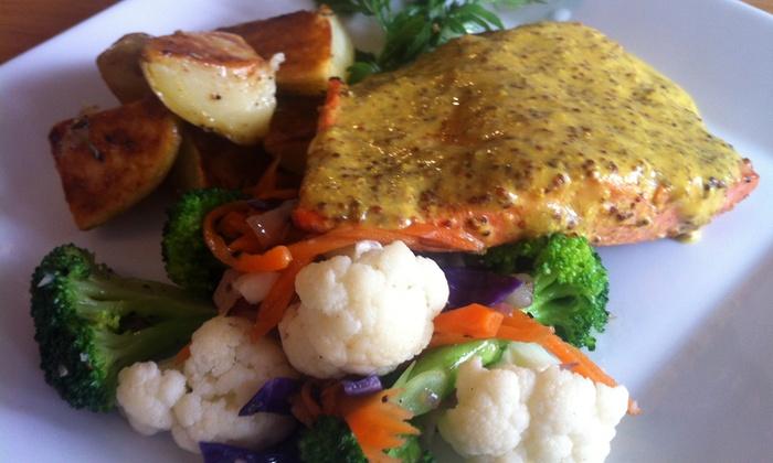 Hugo's Restaurant - Hugo's Restaurant: Organic, Sustainable, and Gluten-Free Food for Lunch or Dinner at Hugo's Restaurant (40% Off)