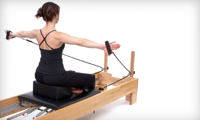 Sal Anthony's Movement Salon - Gramercy Park: $65 for Mix of 10 Yoga, Pilates Mat and Machine, and Gyrotonic Classes at Sal Anthony's Movement Salon (Up to $220 Value)