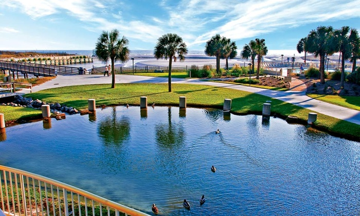 Ocean Creek Resort - Myrtle Beach, SC: Stay at Ocean Creek Resort in Myrtle Beach, SC, with Dates into October