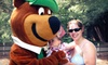 Adirondacks Jellystone Park - North Hudson: $99 for a Family Camping Package at Yogi Bear's Jellystone Park at Paradise Pines in North Hudson (Up to $197.96 Value)