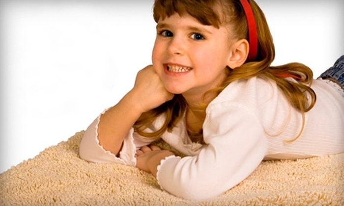Heaven's Best Carpet Cleaning - Salem OR: $60 for Three Rooms of Carpet Cleaning from Heaven's Best Carpet Cleaning ($120 Value)