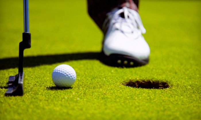 Reese Golf Center - Lubbock: $179 for Golf Package with 10 Rounds and 10 Small Group Clinics at Reese Golf Center (Up to $1,050 Value)
