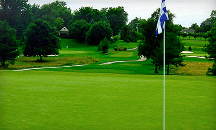 The Golf Preserve at Frankfort - Center: $25 for 18 Holes of Golf Including Cart, Range Balls, and Lunch at The Golf Preserve at Frankfort ($52 Value)