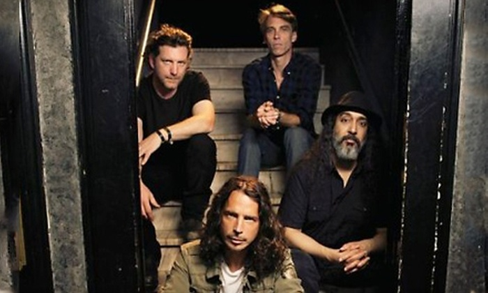 Soundgarden with Special Guest Coheed and Cambria at the Comcast Center - Mansfield: Two Tickets to See Soundgarden with Special Guest Coheed and Cambria at the Comcast Center in Mansfield on July 10 at 7:30 p.m.