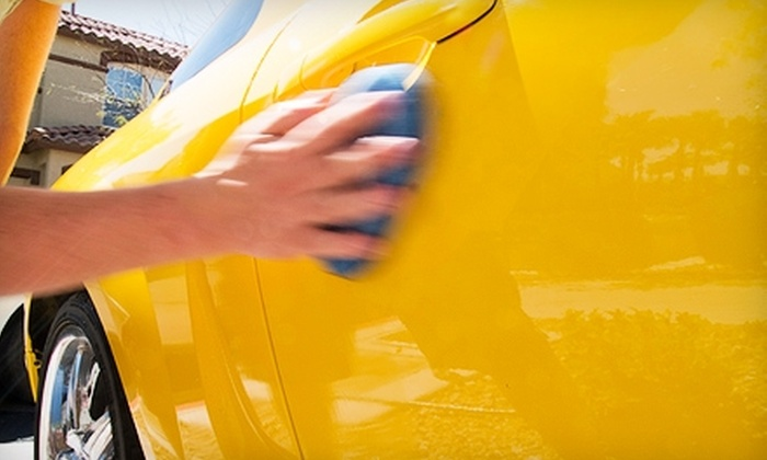 Texas Shine Car Wash - Multiple Locations: Unlimited Six or Twelve Month Car Wash Passes at Texas Shine Car Wash. Two Options Available.