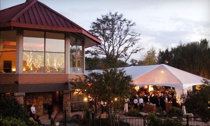 Park Tavern - Northeast Atlanta: $35 for Three-Hour Cabana Rental and $50 Worth of High-End Fusion Fare at Park Tavern ($75 Value)