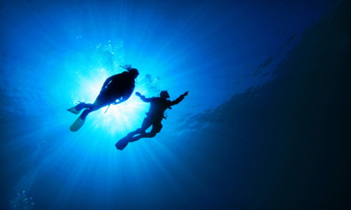 Smoky Mountain Divers - Kingsport: $350 for Complete Scuba-Diving Certification Package from Smoky Mountain Divers ($700 Value)
