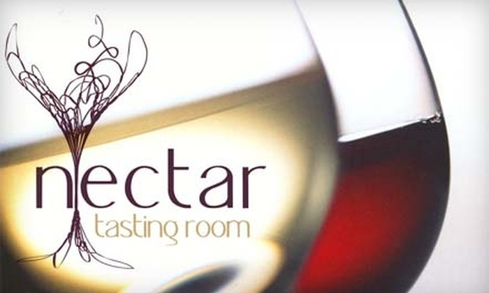 Nectar Tasting Room - Riverside: $35 for One-Year Membership to Club Nectar at Nectar Tasting Room