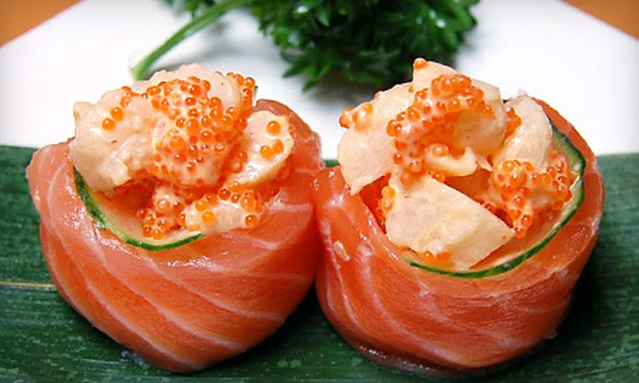 Sapoten Sushi Bar - Outer Richmond: $15 Worth of Sushi and Japanese Fare