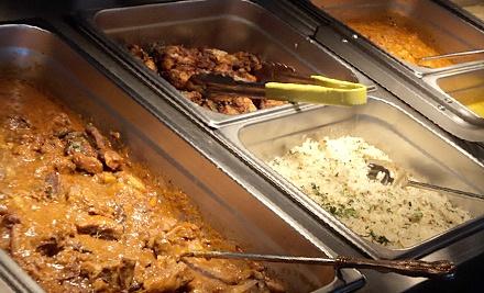 New Rasoi Restaurant: $16 Groupon for Lunch - New Rasoi Restaurant in Leduc