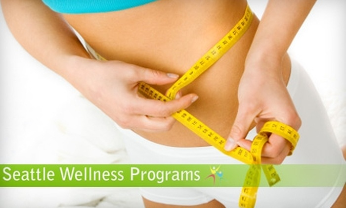 Seattle Wellness Programs - Belltown: $150 for Consultation, Two Weeks of hCG, Meal-Replacement Bars, and Shakes at Seattle Wellness Programs ($349.85 Value)