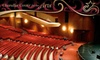 Half Off Tickets for Theater Performance
