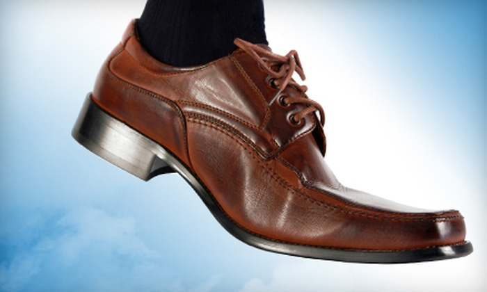 Giovanni D'Italia Shoe Repair - Hoboken: Five or Ten Shoeshine Services or Shoe- and Leather-Repair Services at Giovanni D'Italia Shoe Repair in Hoboken