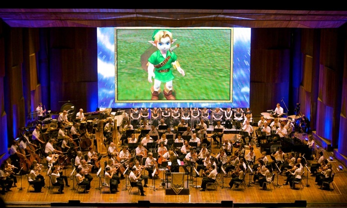 "The Legend Of Zelda: Symphony Of The Goddesses - Auditorium Theatre: ""The Legend of Zelda"": Symphony of the Goddesses – Master Quest on October 1 at 8 p.m."