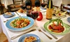 Castalia Restaurant & Bar - Woodland Park: Italian Food for Two or Four on Sunday–Thursday or Friday–Saturday at Castalia 997 Restaurant & Lounge (Up to 52% Off)