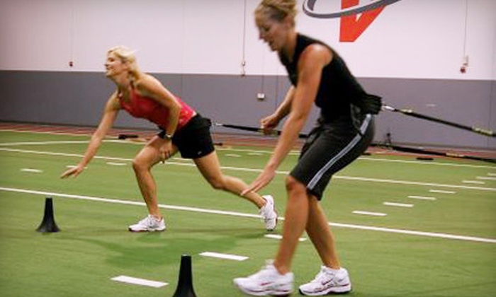 Velocity Sports Performance - Chandler: $49 for 10 Speed and Agility Classes or Unlimited Classes at Velocity Sports Performance in Chandler (Up to $199 Value)