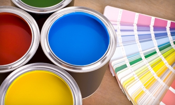 Idaho Painting - Boise: $99 for One Room of Interior Painting from Idaho Painting ($250 Value)