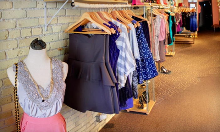 Paperdoll Clothing - Winnipeg: $30 for $60 Worth of Designer Apparel and Jewellery at Paperdoll Clothing