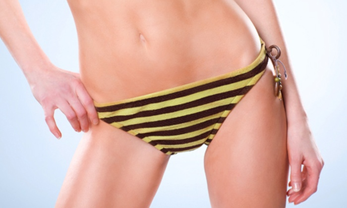 Serenity Spa - Fort Myers: One, Two, or Three Brazilian Bikini Waxes at Serenity Spa (Up to 61% Off)