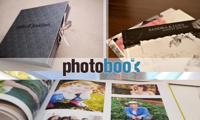 Photobook America: 70% Off Keepsake Books from Photobook America. Choose from Two Options.