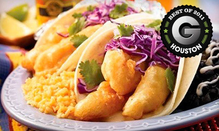 Berryhill Baja Grill - Multiple Locations: $10 for $20 Worth of Handmade Tamales and Tex-Mex Cuisine at Berryhill Baja Grill
