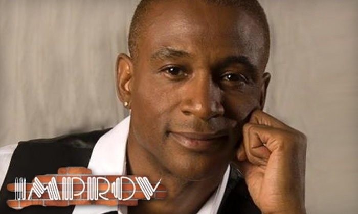Improv Comedy Club - Ontario: $10 for Two Tickets to Tommy Davidson at the Improv Comedy Club on January 16 ($40 Value)