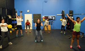 CrossFit Sixth Gear: Five or 10 Crossfit Classes at CrossFit Sixth Gear (Up to 74% Off)