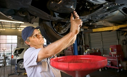 Oil Change, Tire Rotation, and Multi-Point Inspection (a $44 Value) - Midas in Colorado Springs