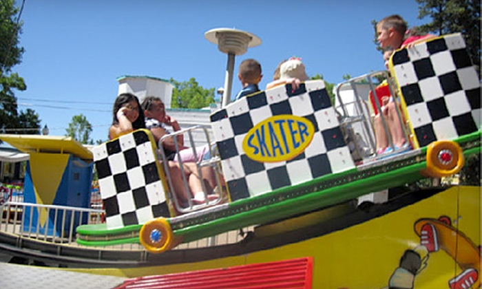 Lakeside Amusement Park - Lakeside: $10 for Outing for One Including Gate Admission and Unlimited Rides at Lakeside Amusement Park (Up to $19.75 Value)