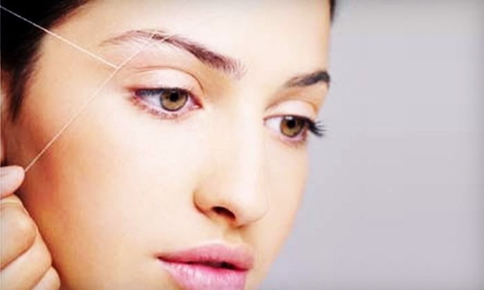 Ziba Beauty - Multiple Locations: $11 for $22 Worth of Threading, Waxing, and More at Ziba Beauty