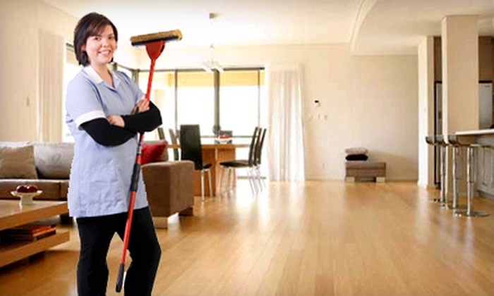 T&T Cleaning Services - Multiple Locations: $35 for Three Hours of Housecleaning from T&T Cleaning Services ($135 Value)