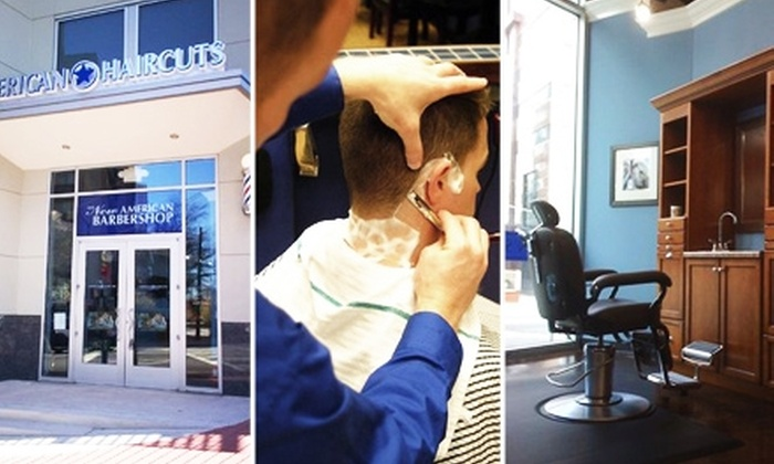 American Haircuts - Atlanta: $10 Classic Men's Cut at American Haircuts (Up to $25 Value)