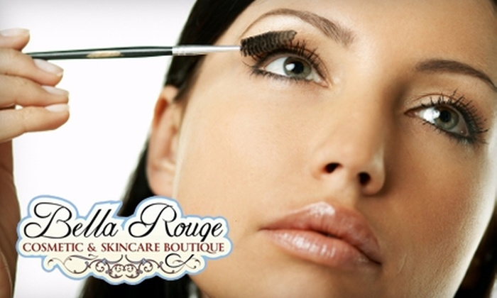Bella Rouge Cosmetic and Skincare Boutique - Clifton Park: $15 for $30 Worth of Products at Bella Rouge Cosmetic and Skincare Boutique