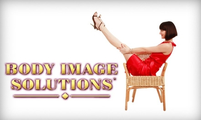 Body Image Solutions - Mid City South: $99 for Three Sessions of Laser Hair Removal at Body Image Solutions (Up to $525 Value)