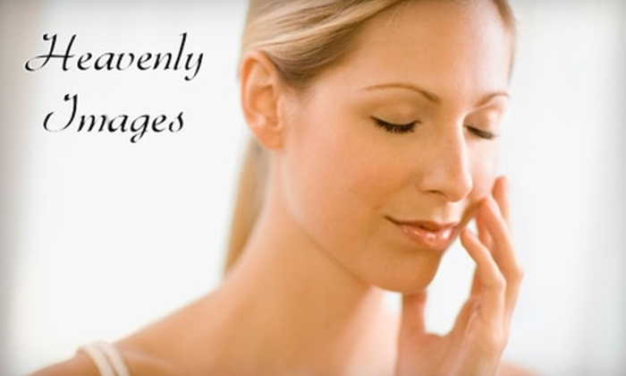 Heavenly Images - Newton: $129 for an Advanced Skin Rejuvenation Treatment at Heavenly Images in Surrey (Up to $399 Value)