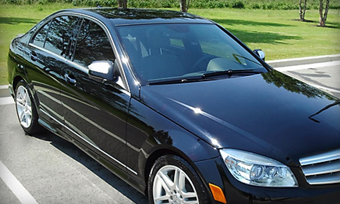 bluDawg Mobile Detailing - Huntsville: Hand Wash and Wax for a Car, Medium SUV or Truck, or Large SUV or Truck from bluDawg Mobile Detailing