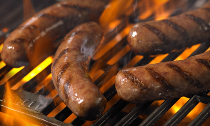 State Street Brats - SoHo: $10 for $20 Worth of Pub Fare and Drinks at State Street Brats