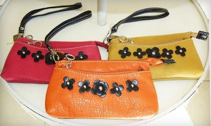 Zia - Coolidge Corner: $25 for $50 Worth of Handbags at Zia in Brookline
