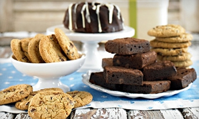 Dancing Deer Baking Co.: $15 for $30 Worth of Baked Gifts from Dancing Deer Baking Co.