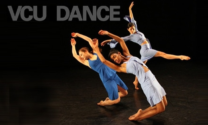 VCU Dance Now - Carver: $10 for an Adult Ticket to VCU Dance Now