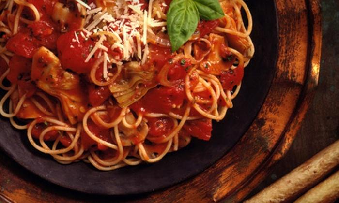 Marconi's Ristorante - La Grange: Italian Dinner and Wine for Two at Marconi's Ristorante in La Grange